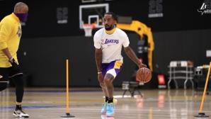 Класата е вечна: Джей Ар Смит отново си навлече проблеми с НБА