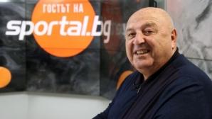 """Венци Стефанов нарече съдия """"помияр"""" и каза: Той класира ЦСКА в ЛЕ, да му издигнат паметник"""