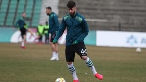 Пореден футболист на Черно море с положителна проба за COVID-19