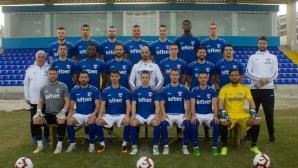 Основен футболист на Спартак (Варна) пропуска началото на сезона