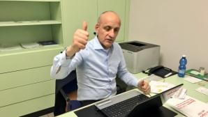 Тим мениджърът на Аталанта се замеси в дискриминационен скандал