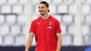 """Златан: Не виждам друг Ибракадабра, Галиани ме покани да отида в """"стария Милан"""""""