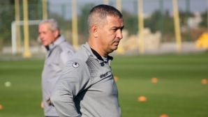 Треньорът на Ботев: Играхме срещу реплика на Черно море, Неделев не е отказвал на Трабзонспор