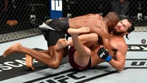 Машината Камаро Усман прегази и Хорхе Масвидал на UFC 251 (видео)