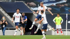 Жозе Моуриньо спря възхода на Арсенал (видео)