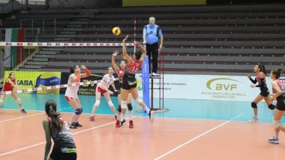Марица и Казанлък – първите два полуфиналиста при...