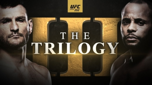UFC 252: Миочич срещу Кормие - трилогията (видео)
