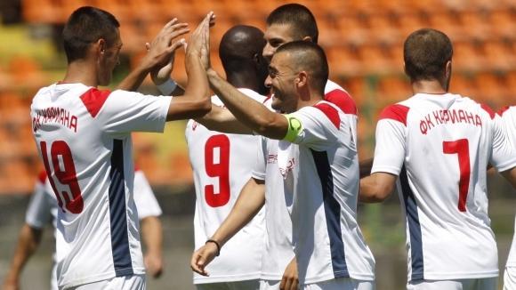 Бившите футболисти на Беласица Жустино Мендес и Матеус Казарото подписаха договори с Кариана