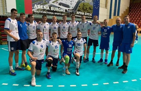 Левски и Славия се класираха за финал при юношите до 20 години