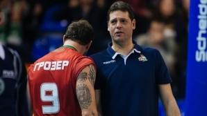 Константинов: Не сме се псували с Гроцер! Той е страхотен играч, но имаше лош период (видео)