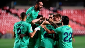 Гранада 0:2 Реал Мадрид