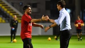 Гатузо съветва Милан: Не се лишавайте от Малдини