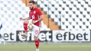 Разкриха колко е готов да предложи Рейнджърс на ЦСКА-София за Малинов
