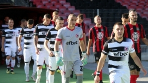 Локо (ГО) изплати всички задължения към футболисти и клубове от загубени дела