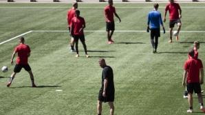 Мач от швейцарския футболен елит беше отложен с 24 часа