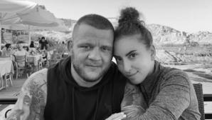 Катрин Тасева изрази мъката си след смъртта на Николай Щерев