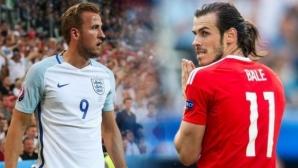Англия и Уелс обявиха контрола помежду си през октомври