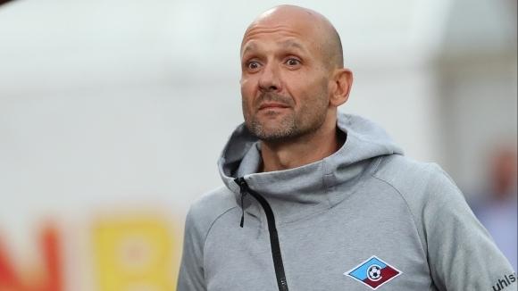 Официално: Радуканов вече не е треньор на Септември