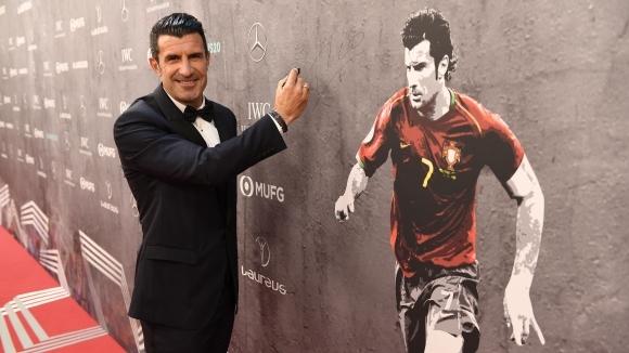 """Фиго за трансфера си в Реал, Зидан, """"галактикос"""", сегашния състав, Мбапе, Бензема и Меси"""