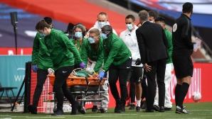 Изписаха откарания в болница футболист на Манчестър Юн
