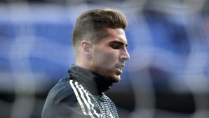 Един вратар напуска Реал, друг се завръща да бъде резерва на Куртоа