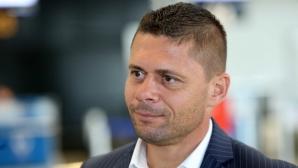 Димитров: Младежкият национален отбор има коренно различен манталитет