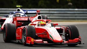 Биното: Шумахер показва добро развитие, но няма гарантирано място във Ф1