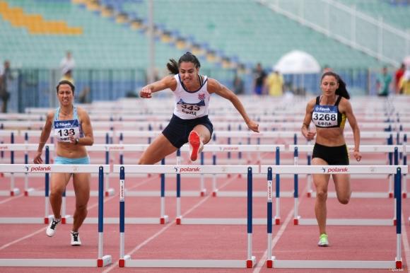 Националите по лека атлетика направиха контролно преди националното първенство