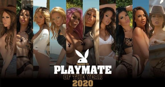 10 топ красавици се борят за титлата Playmate Of The Year 2020