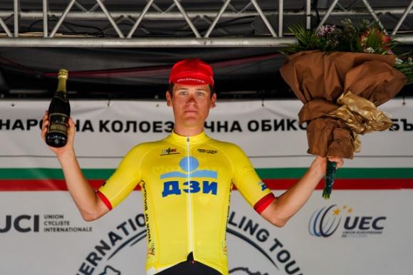 Полякът Алан Банашек спечели първия етап от Обиколката на България