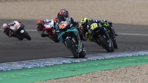 Трик на Мишлен помогнал за доминацията на Yamaha по време на Гран При на Андалусия в MotoGP
