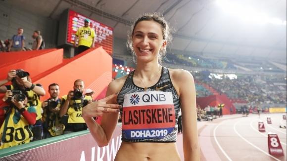Ласицкене, Сидорова и Шубенков поискаха подкрепа от Комисията на спортистите на Световната атлетика
