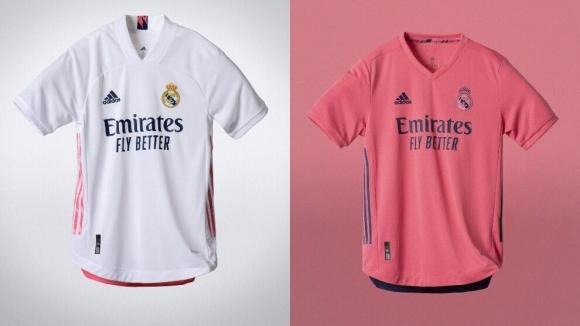 Реал Мадрид ще играе в розово