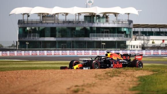 Верстапен с най-добро време в първата тренировка за Гран При на Великобритания