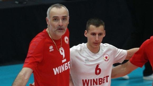 Ивайло Стефанов: Човек трябва да е много смел, за да отпише ЦСКА