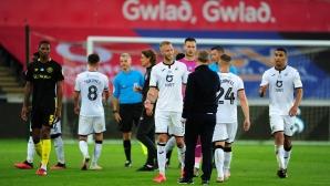 Суонзи направи първа крачка към завръщане във Висшата лига