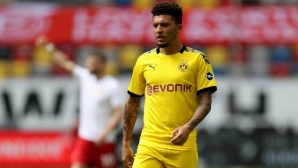 Юнайтед с първа оферта за Санчо, Дортмунд я отказа