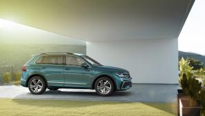 Това е новият Volkswagen Tiguan