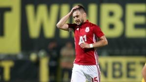 ЦСКА-София чака най-добрата оферта за Малинов