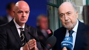 Сеп Блатер иска наказание за Джани Инфантино