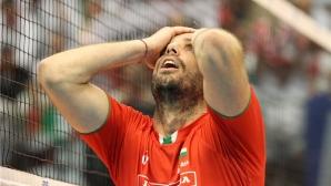 Първо в Sportal.bg: Пропадна оставането за втора година на Теодор Салпаров в Сургут