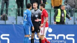 Официално: удължиха срока за без публика на мачовете в efbet Лига