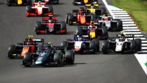 Млад талант на Уилямс с първи успех във Формула 2