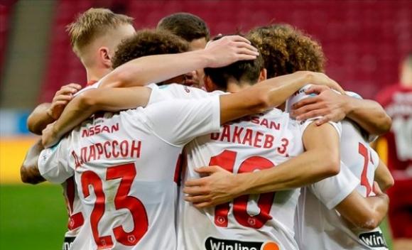 Спартак (М) ще има бюджет от 100 млн. евро за новия сезон