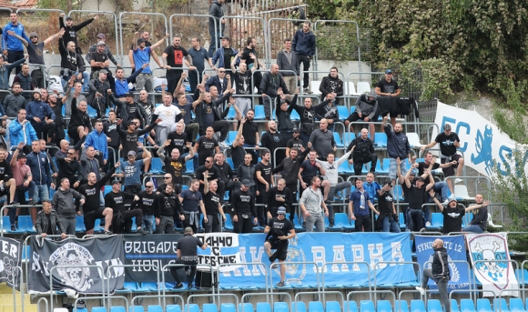 Феновете на Спартак (Варна) излязоха с позиция спрямо...
