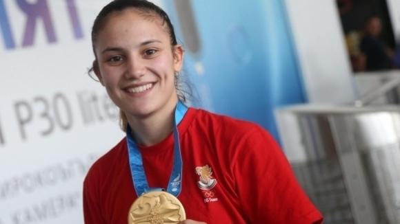 Най-добрата българска състезателка по карате Ивет Горанова ще участва на ДП по лека атлетика