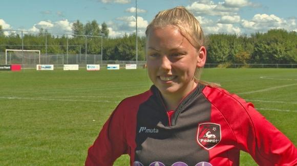 Историческо: Футболистка получи разрешение да играе при мъжете