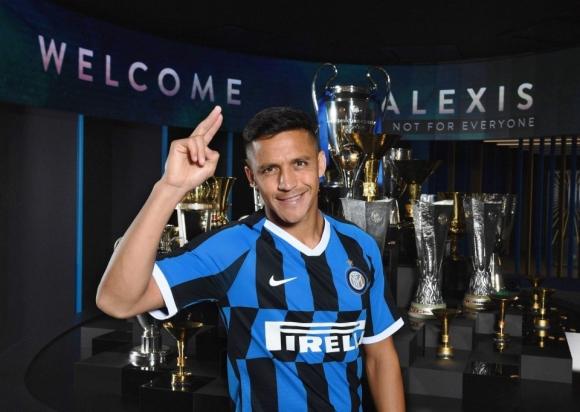 Официално: Интер купи Алексис Санчес за 0 евро
