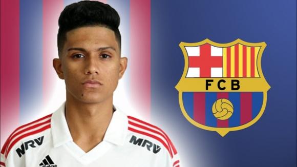 Официално: Барселона купи бразилско крило и му даде договор до 2025 г.