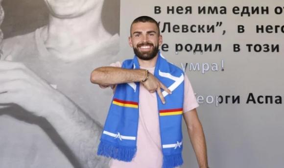 Новият бранител на Левски: Знаех, че идвам в отбора на...